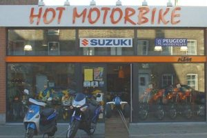 Hot Motorbike Theux